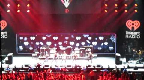 Me & My Girls - Fifth Harmony - Jingle Ball Boston 2013