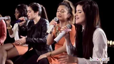 "Fifth Harmony - ""Miss Movin' On"" Live Billboard Session-1"