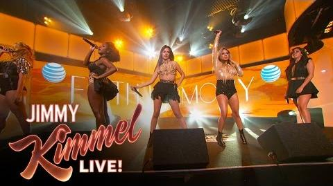 "Fifth Harmony Performs ""Worth It"""