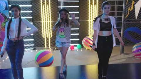 Fifth Harmony - Cover The Right Stuff on Faking It (Music Video)
