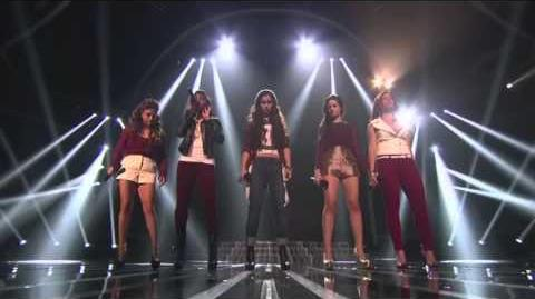 Fifth Harmony Normani's Solos