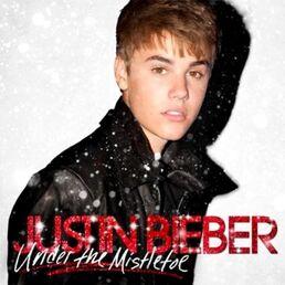 Justin-Bieber-Under-the-Mistletoe-Kerstalbum
