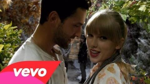 Taylor Swift - We Are Never Ever Getting Back Together-1