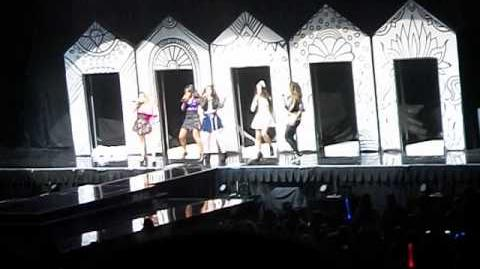 """Fifth Harmony """"Me & My Girls"""" Nashville, Tennessee"""