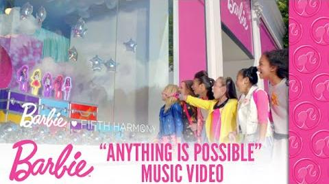 Music Video:Anything Is Possible