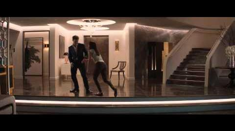Fifty Shades of Grey - Sam Taylor-Johnson on Christian Grey's Apartment