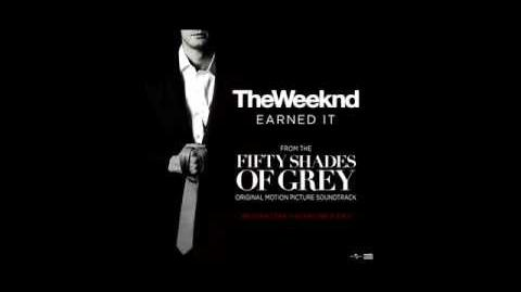 Video The Weeknd Earned It Fifty Shades Of Grey Official Lyric
