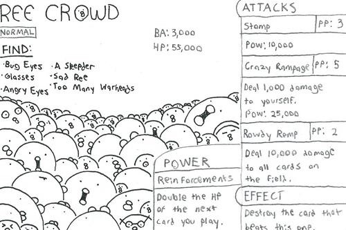 Ree Crowd
