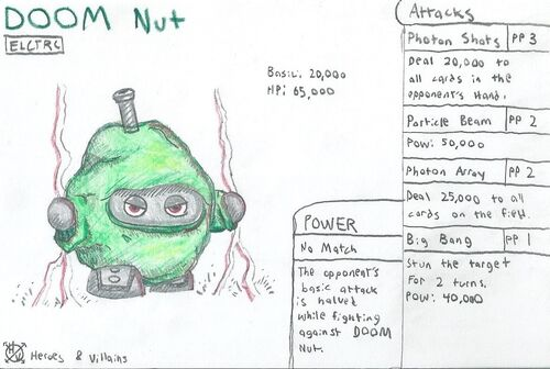 DOOM Nut