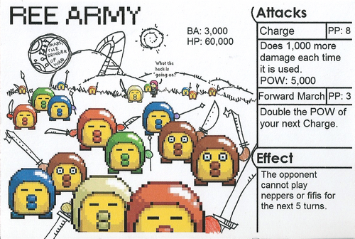 Ree Army