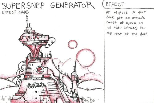 Supersnep Generator