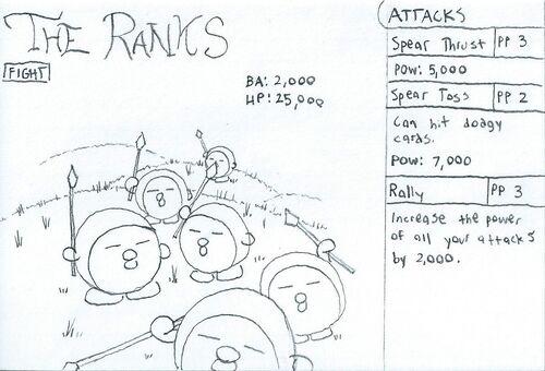 The Ranks