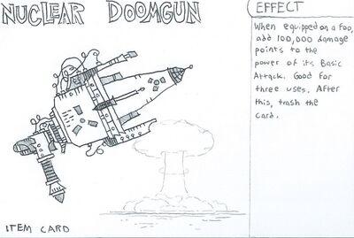 Nuclear Doomgun