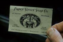 Tyler Durden's card