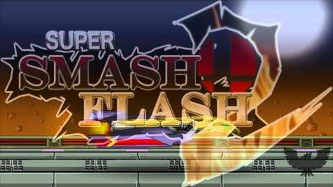Super Smash Flash 2 V0