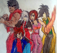 Haruka Kanata team