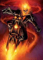 Motoqueiro Fantasma por Mark Texeira
