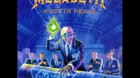 Megadeth - Holy Wars..
