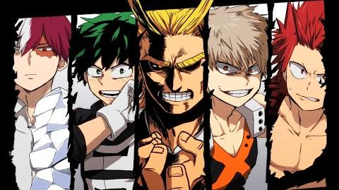Boku no Hero Academia OST 01 - You Say Run『Theme Song - Plus Ultra』