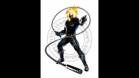 Ultimate Marvel vs Capcom 3 - Theme of Ghost Rider