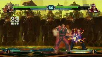 King of Fighters XIII Presents- NeoMax by Ryo Sakazaki