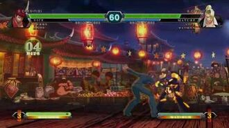 THE KING OF FIGHTERS XIII - VICE NEO MAX!!!