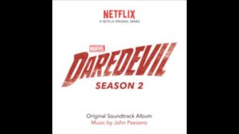 Stairway to Hell - Daredevil Season 2 Soundtrack ᴴᴰ