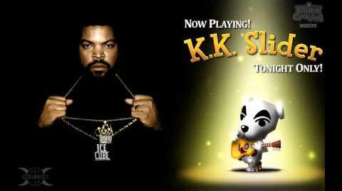 KK Good Day KK Slider vs Ice Cube