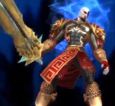 Kratos crescendo