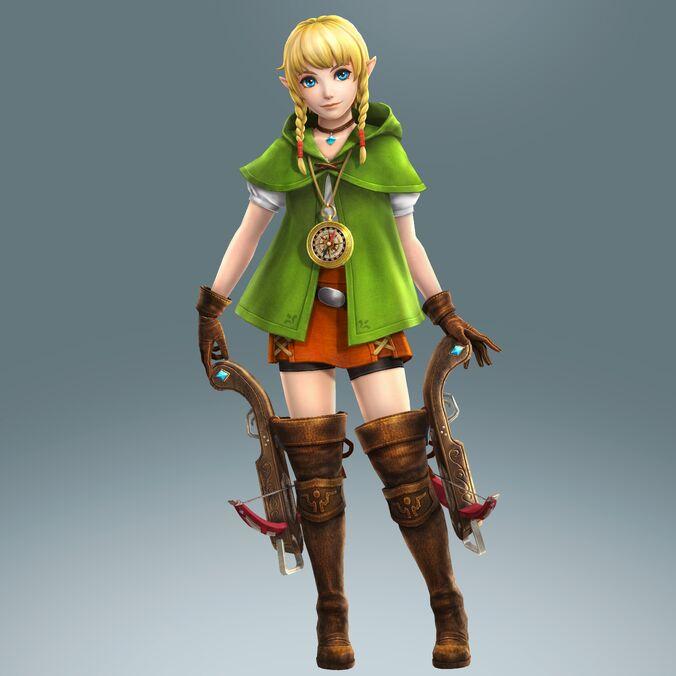 Linkle Hyrule-Warriors-Legends-