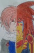 Sonoichi e Evil Sonoichi