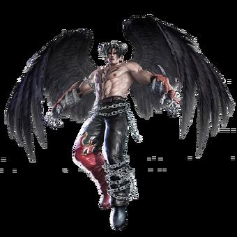 Devil Jin Fighter Wiki Fandom