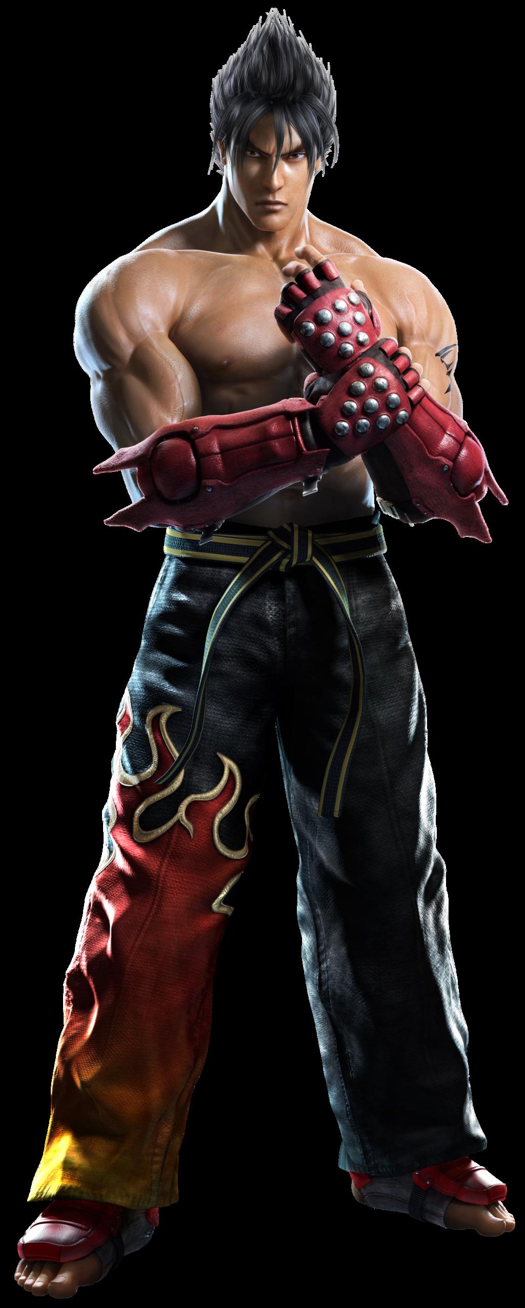 95 Jin Kazama Tekken Tag Tournament 2 Render Png By Jdyanni On
