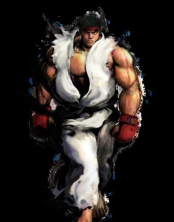 Ryu Street Fighter Fighter S Library Wiki Fandom