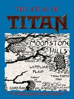 The Atlas of Titan Cover