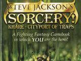 Kharé - Cityport of Traps (book)