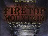 Return to Firetop Mountain (book)