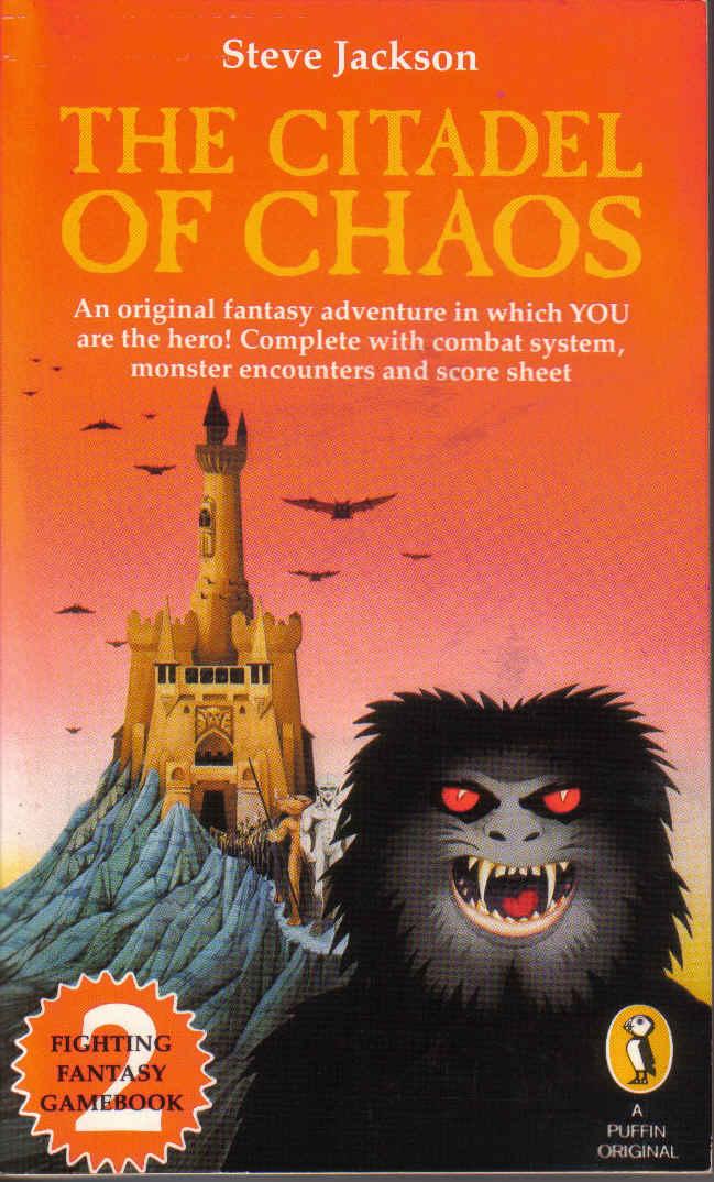 Citadel of Chaos Conga