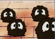 Burnt Meatballs