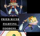Fried Ricer