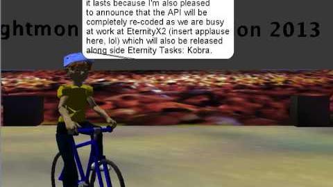 """2013 """"E3"""" Presentation"""