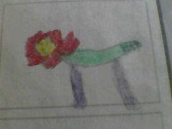 Original Plantsy drawing