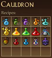 Gloria'sCauldron