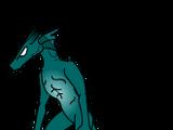 Reptoid Zombie