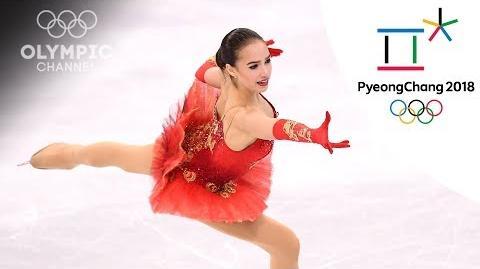 Alina Zagitova (OAR) - Gold Medal Women's Free Skating PyeongChang 2018