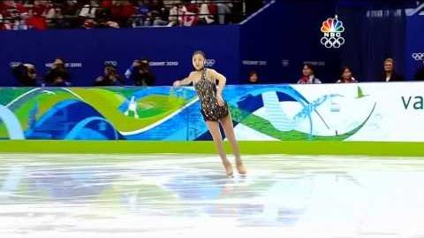 Yuna Kim - 2010 Vancouver Olympics SP (007 James Bond Medly)