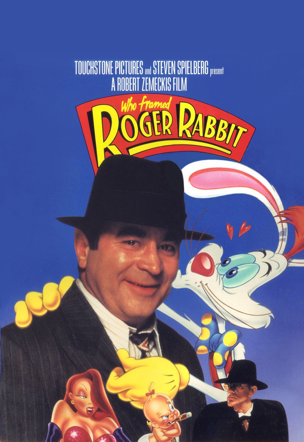 who framed roger rabbit movie poster by expofever d7tk5akjpg - Who Framed Roger Rabbit Full Movie