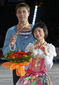 KawaguchiSmirnovEC2009Medals