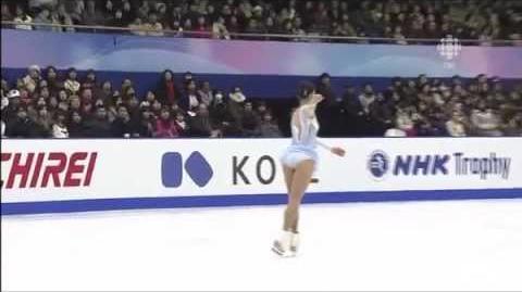 Akiko Suzuki - 2011 NНK Trophy FS