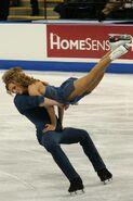 Trina Pratt & Todd Gilles Lift - 2006 Skate Canada